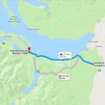 transfer aeroporto Bariloche ida e volta
