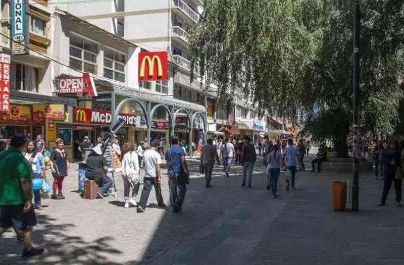 preços em Bariloche