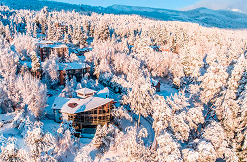 hoteis em Bariloche